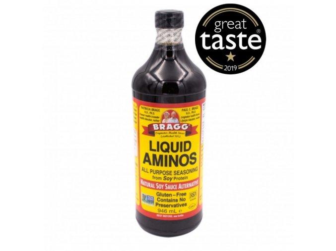 BRAGG - Liquid Aminos - Přírodní Dochucovadlo