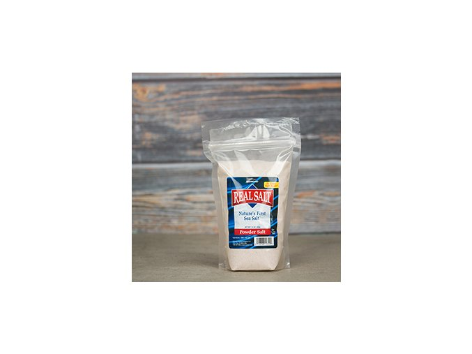 Real Salt Powder Pouch 16 oz.