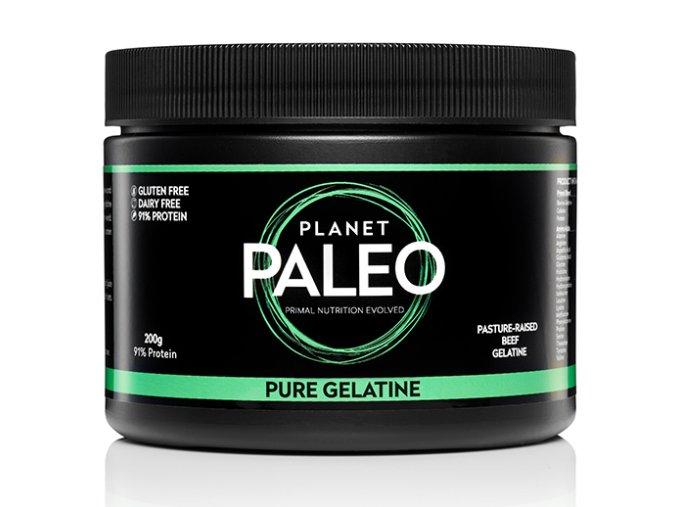 PLANET PALEO PURE GELATINE - Hovězí želatina z hydrolyzovaného kolagenu