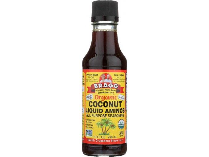 BRAGG - Coconut Aminos - Přírodní dochucovadlo z nektaru kokosu