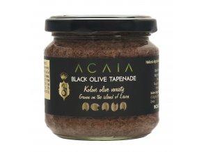 ACAIA - Prémiová tapenáda z černých oliv KOLOVI