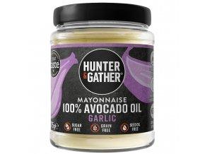 HUNTER & GATHER - Avokádová majonéza s česnekem