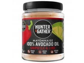 HUNTER & GATHER - Avokádová majonéza s chipotle chilli papričkou a limetkou