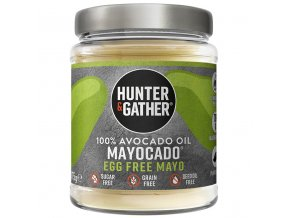 HUNTER & GATHER - BEZVAJEČNÁ Avokádová majonéza - MAYOCADO [175g]