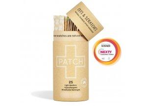 PATCH - Bambusové náplasti Natural [25 ks]