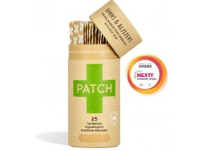 PATCH - Bambusové náplasti s aloe vera [25 ks]