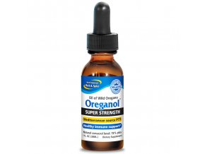 NORTH AMERICAN HERB & SPICE - OREGANOL P73 - Olejové kapky z extraktu DIVOKÉHO OREGANA [SUPER STRENGTH, 13.5ml-30ml]