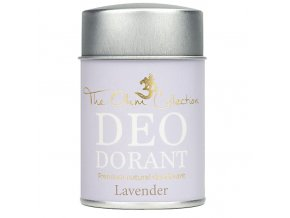 THE OHM COLLECTION - Pudrový Deodorant LAVENDER