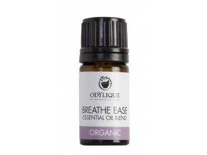 ODYLIQUE - Směs Esenciálních Olejů pro Dýchací Cesty Dospělých - BREATHE EASE