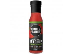 HUNTER & GATHER - Rajčatový kečup bez cukru a sladidel - CLASSIC