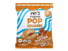 Pop Squares taštičky s lískooříškovou náplní | PRI'S PUDDINGS