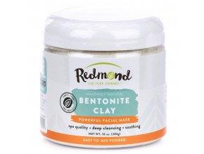 REDMOND - Vzácný BENTONITOVÝ Jíl [22 g - 2.7 kg]