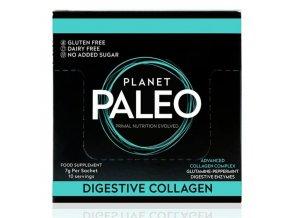 PLANET PALEO - Digestive Collagen - Kolagen pro lepší zažívání s příchutí máty [245g]