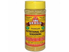 BRAGG - Lahůdkové Droždí s Vitamínem B12
