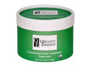 ORGANIC ESSENCE - Mangové máslo s exotickými oleji a vůní MÁTY PEPRNÉ