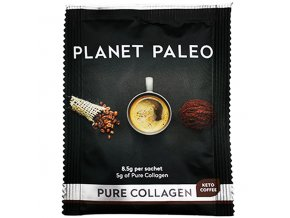 PLANET PALEO PURE COLLAGEN KETO KÁVA - cena