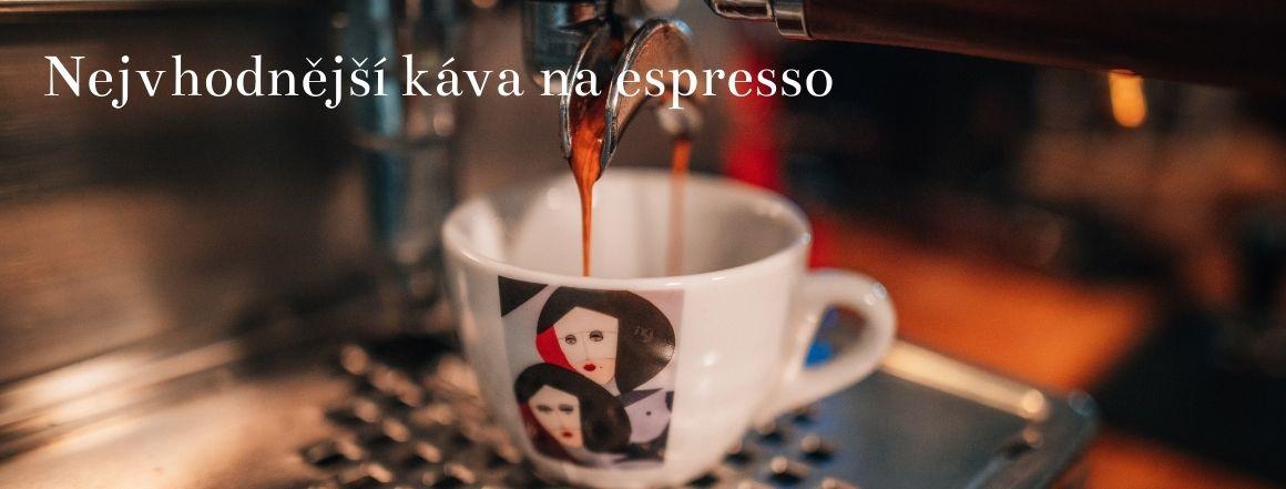 Nejvhodnější na espresso