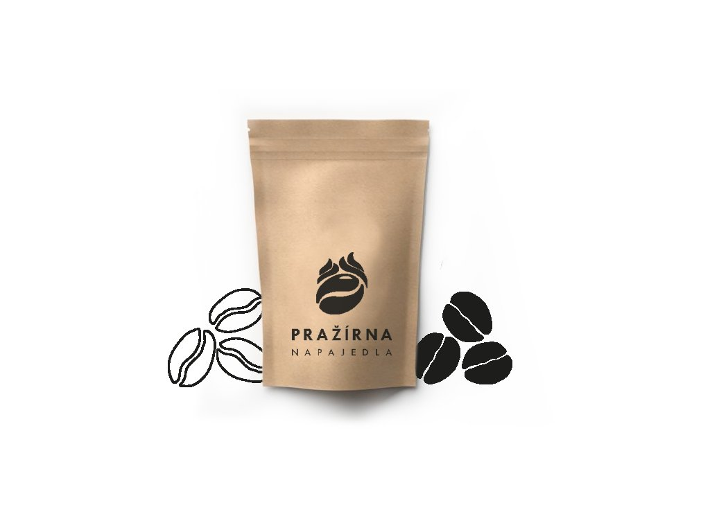 Naše espresso směs ( arabica/robusta)