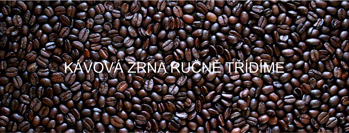 Upražená káva