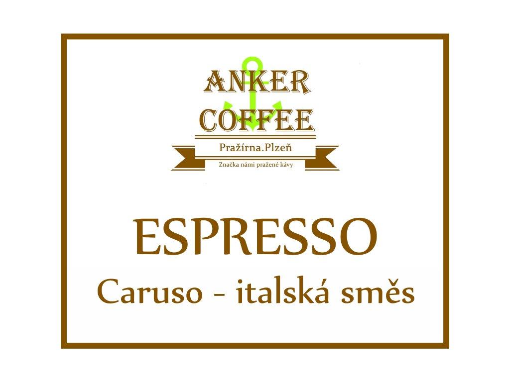espresso caruso