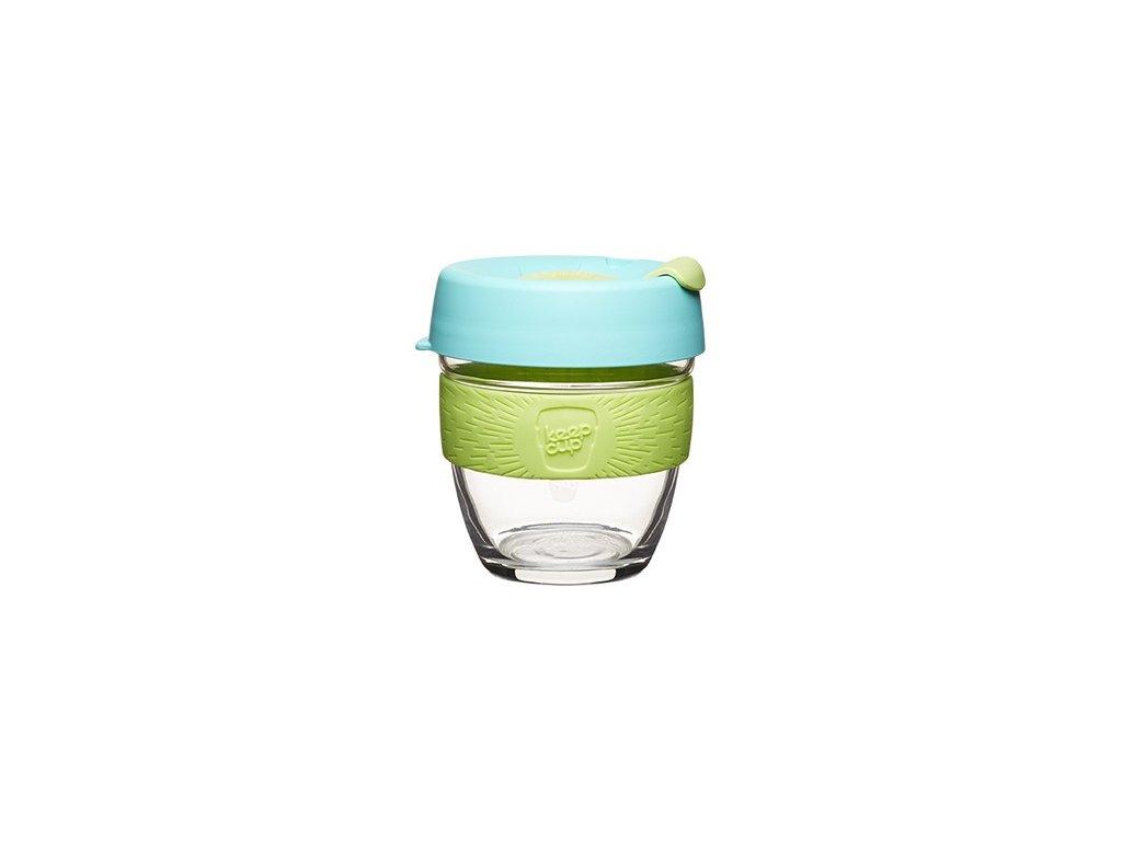 KeepCup Brew Magic S - modro-zelený