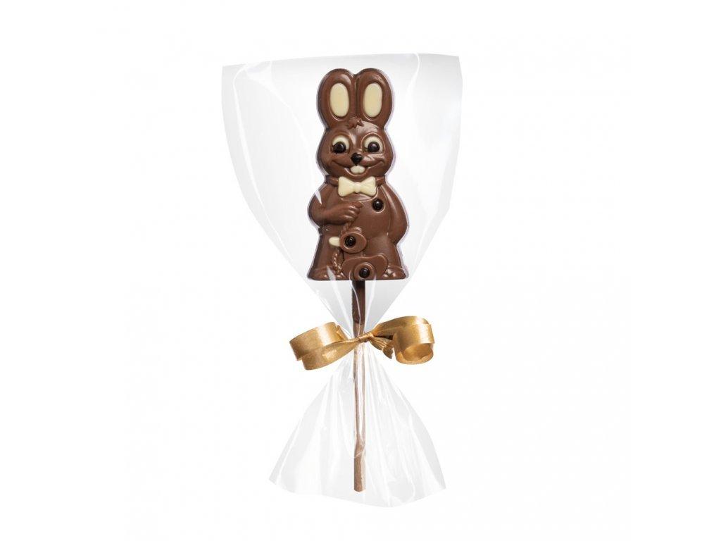 927 cokolada zajicek velikonoce cokoladovna janek