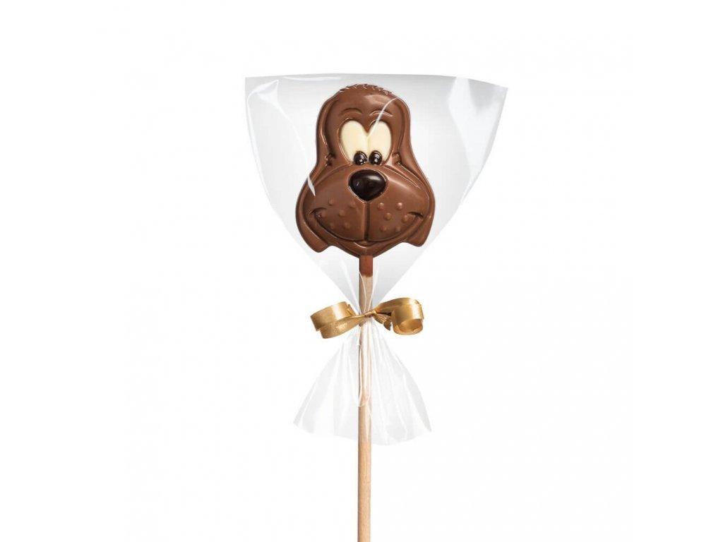 170 1 domaci cokoladove lizatko pejsek cokoladovna janek jpg