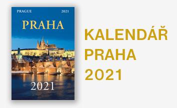 Kalendář Praha 2021