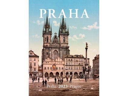 Kalendář Praha historická 2022 A 1