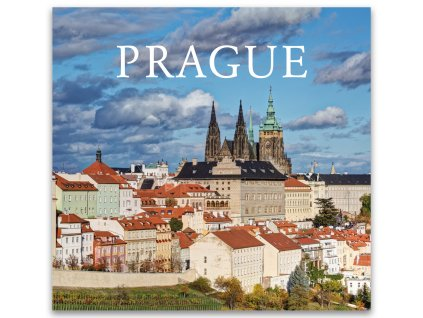 Prague City in the Heart of Europe 1 Book