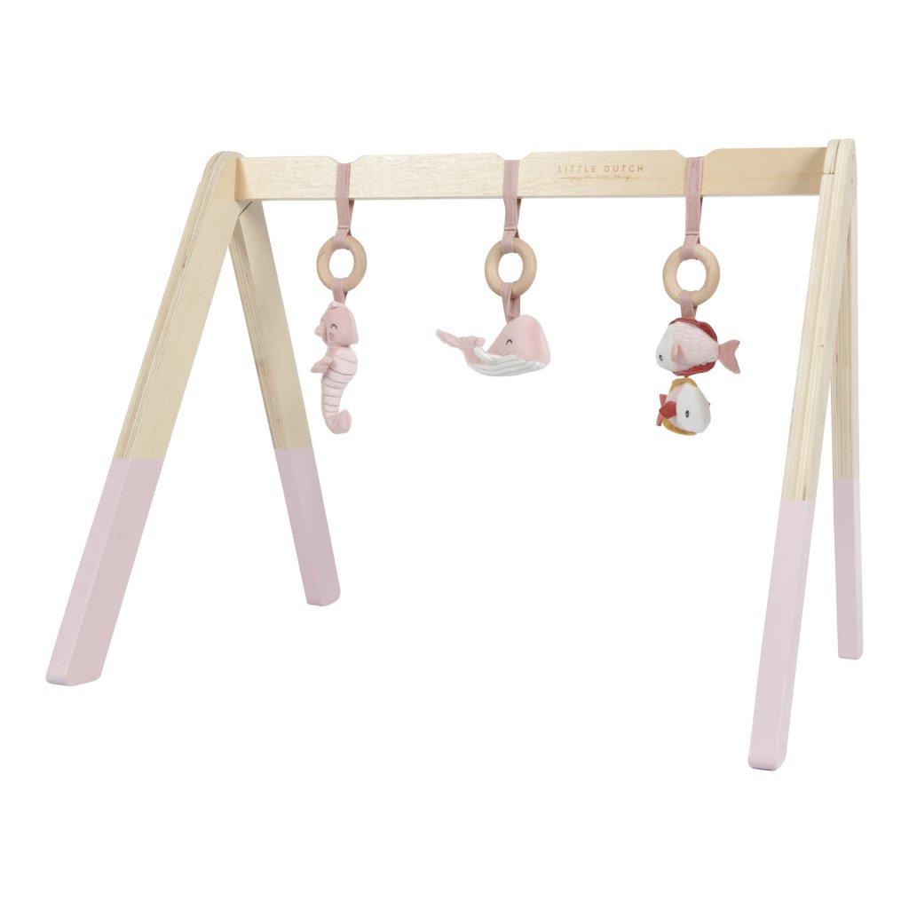 4833 Dřev. hrazdička3zvířátka pink 2 scaled