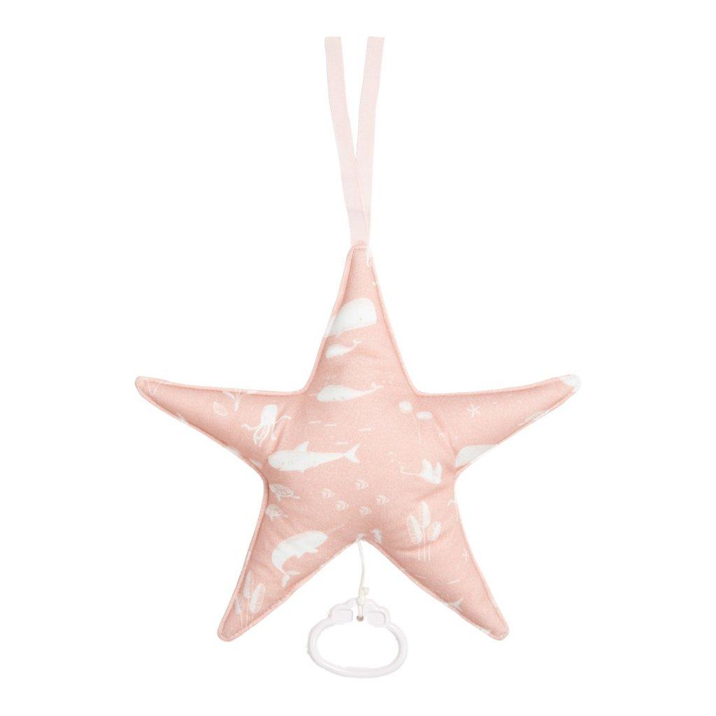 0003162 little dutch muziekdoos ster ocean pink 0