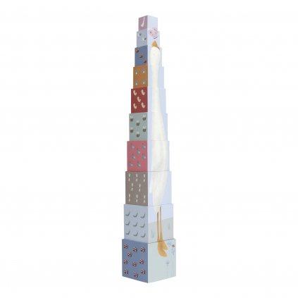 4752 Kostky komín 10 ks Husa Stacking Blocks Goose cardboard 1 2 scaled