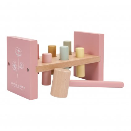 LD 7025 Hammer bench Pink 1 1 scaled