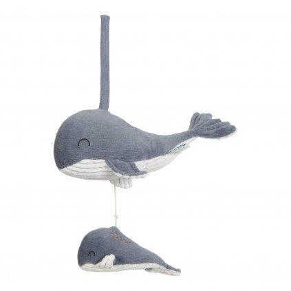 4801 Hrající velryba blue scaled