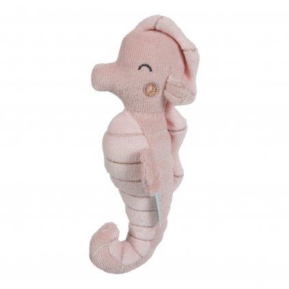 4821 Chrastící mořský koník pink scaled