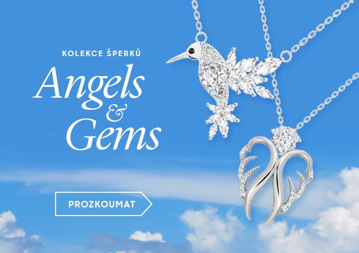 Kolekce šperků Angels and Gems
