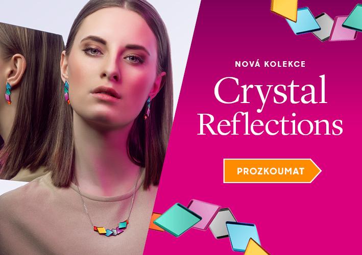 Nová kolekce šperků Crystal Reflections