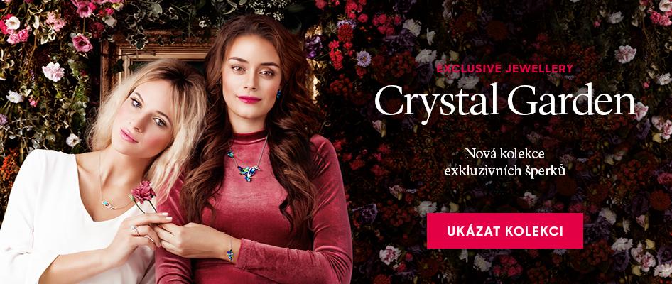 Nová kolekce šperků Crystal Garden