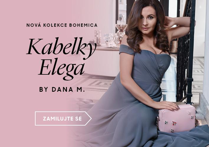 Kabelky Elega by Dana M.