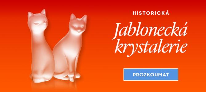 historická Jablonecká krystalerie