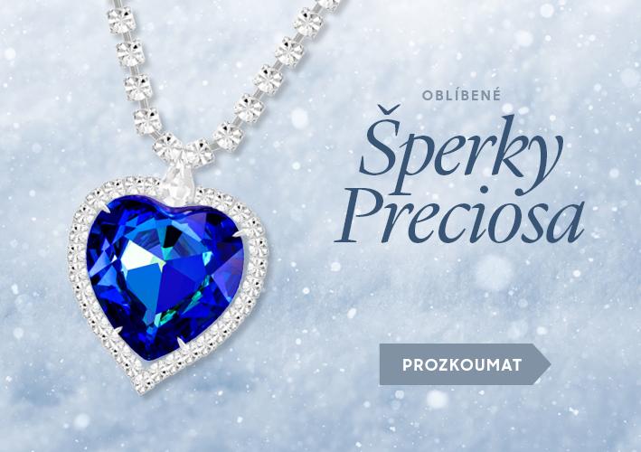 Oblíbené šperky Preciosa