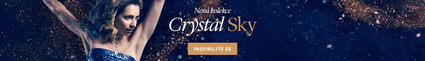 Nová kolekce Crystal Sky