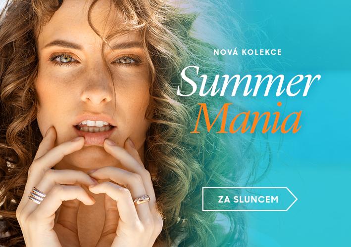Nová kolekce šperků Summer Mania