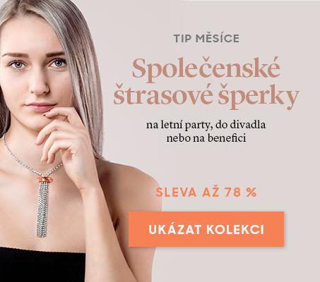 Tip měsíce: Společenské štrasové šperky