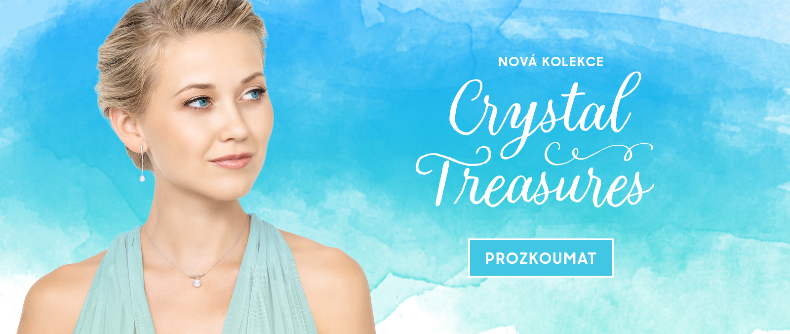 Nová kolekce Crystal Treasures