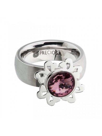 Uniques-prsten,sv.amet (Velikost prstenu D (průměr 19 mm, CZ 60))
