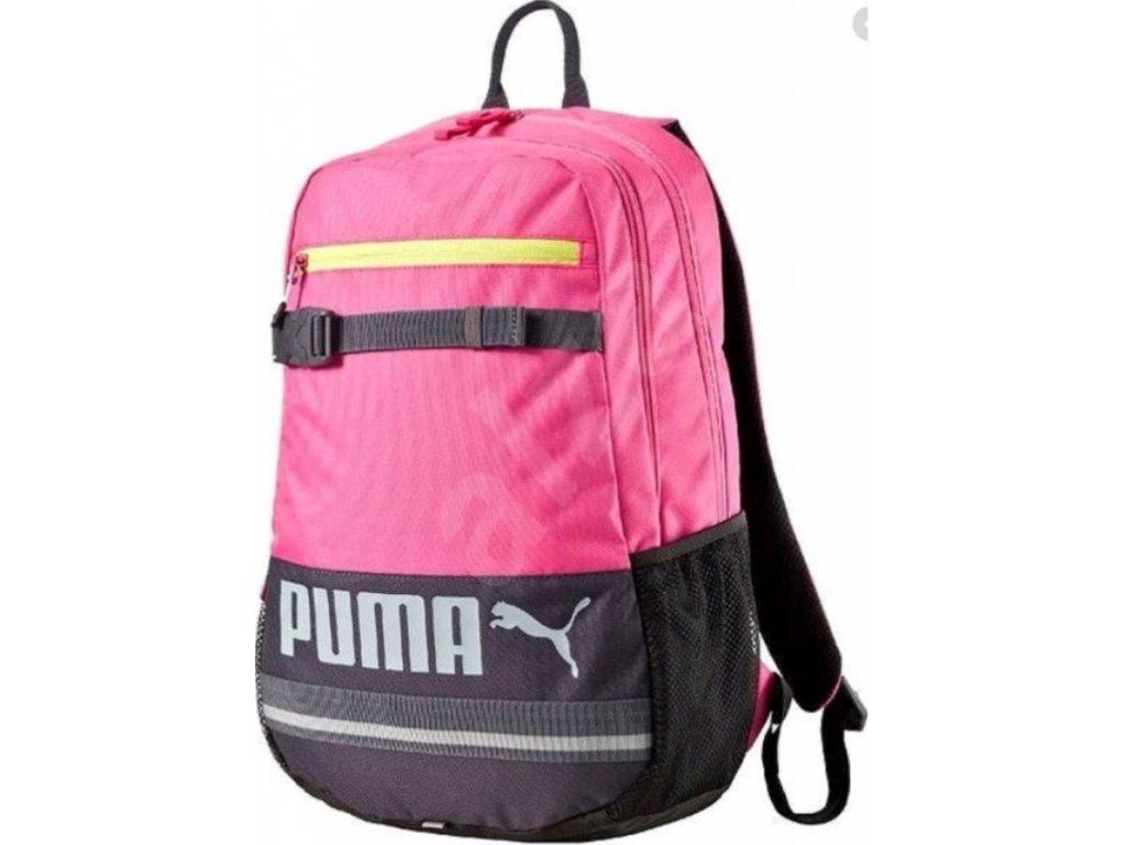 Batoh Puma Deck Backpack Fuchsia Purple