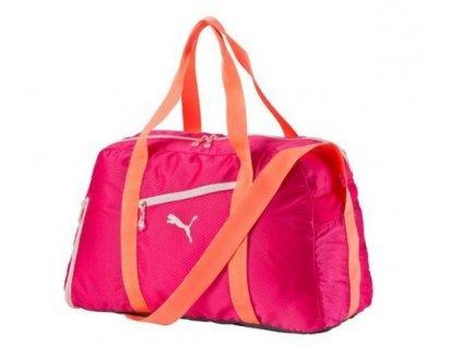Sportovní taška Puma Fit AT Sports red