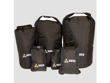 Nepromokavý vak YATE Dry bag, vel. XS